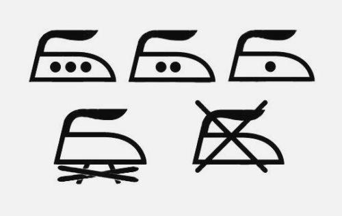 5 видов глажки вещей