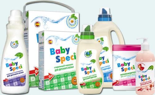 Baby speci