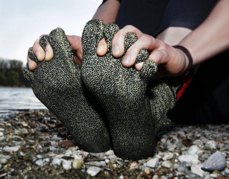К шерстяным носкам – особое отношение