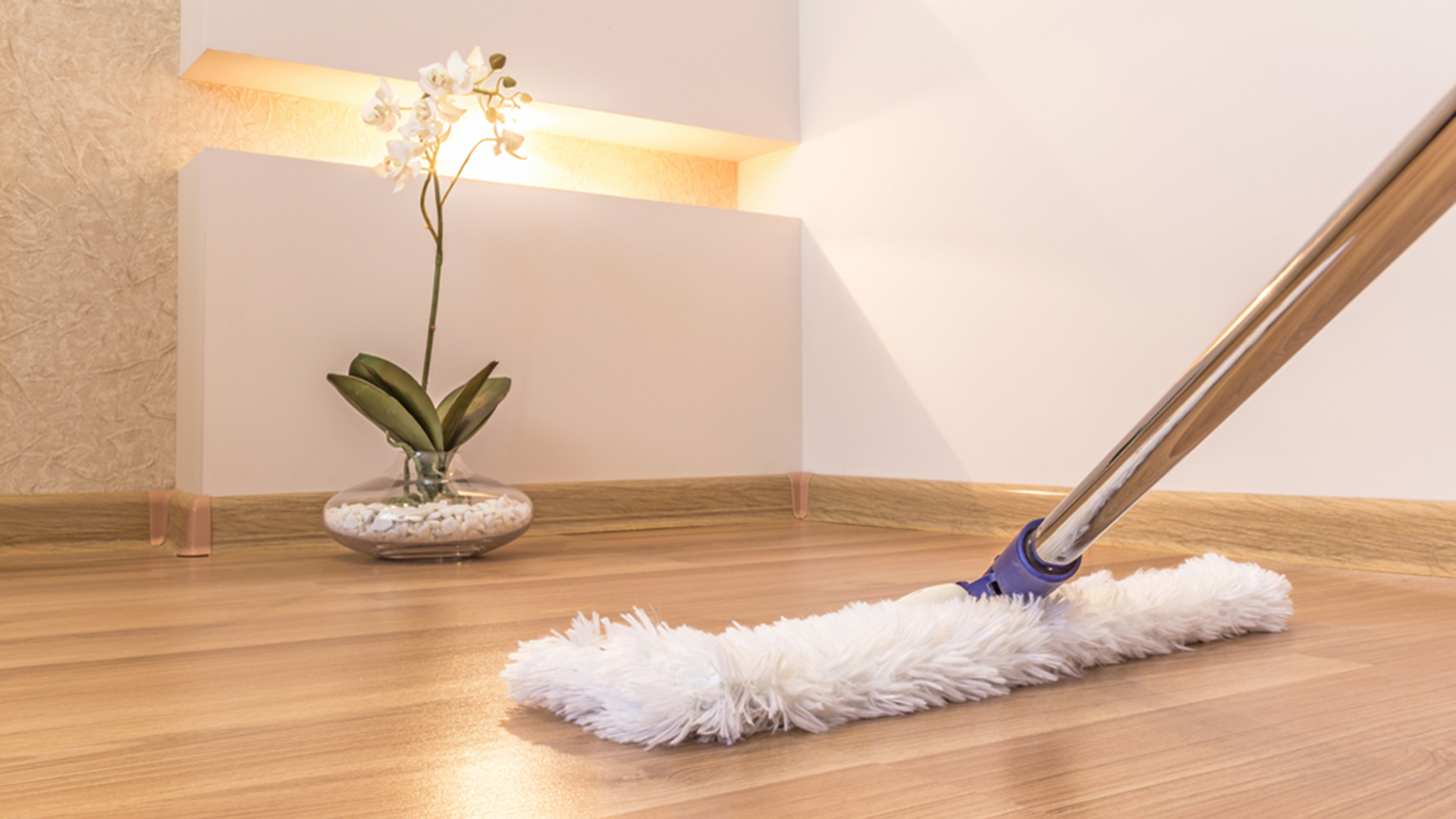 best way to clean pet urine from tile floors