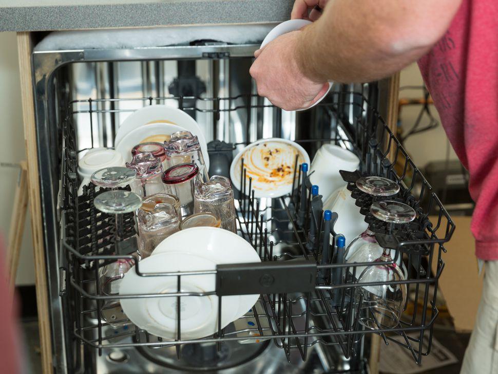 видео работы посудомоечной машины - 7