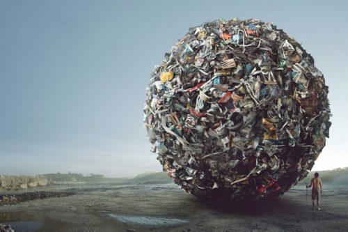 Сбор твердого мусора