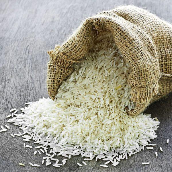 А можно попробовать и рис
