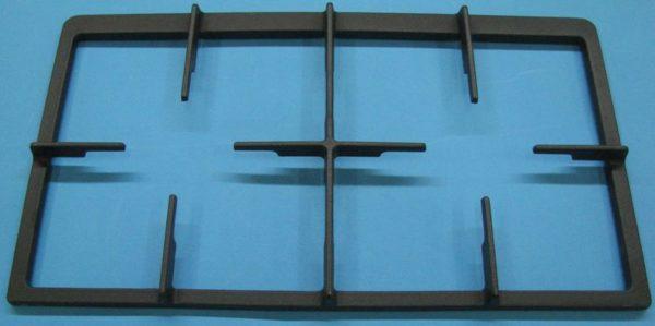 Материал решетки влияет на особенности чистки