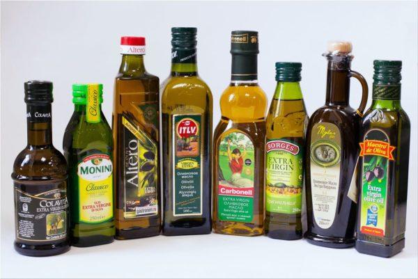 Оливковое масло вернет блеск