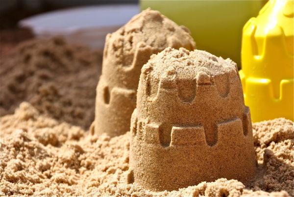 От песка при чистке тоже лучше отказаться