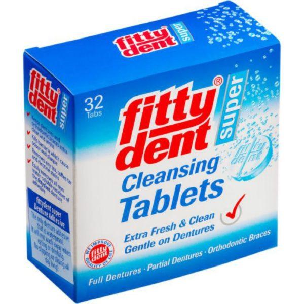 Таблетки для зубных протезов – неожиданный метод
