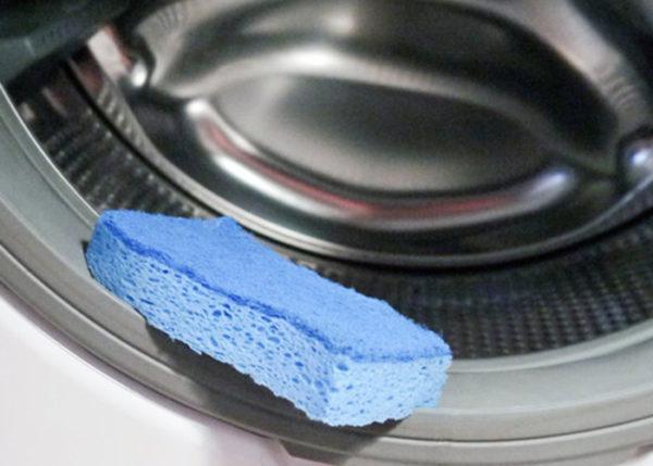 Моем, чистим стиральную машину