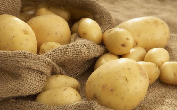 А как насчет картофеля?