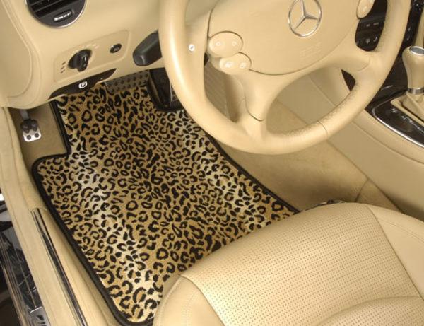 Автомобильные коврики тоже можно стирать