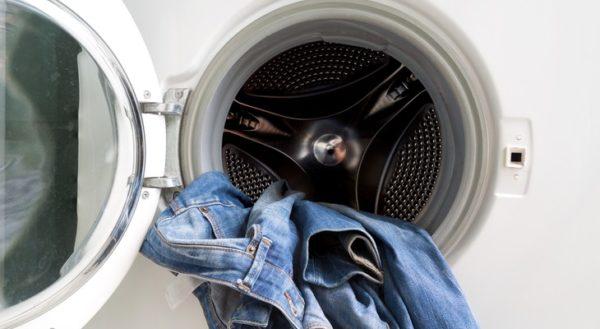 Джинсы можно стирать в машинке! Но только правильно