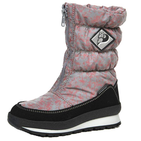 Обувь с прослойкой термо
