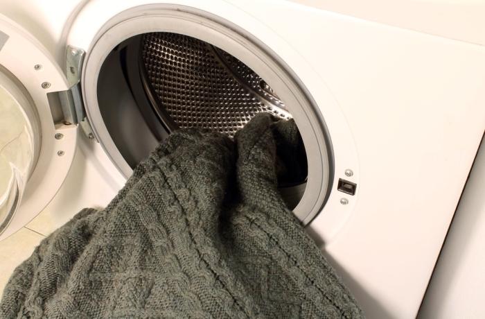 Как вернуть форму свитеру Blog