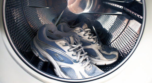Тканевая обувь лучше всего переносит стирку
