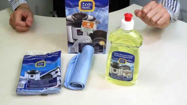Как убрать запах из мультиварки?