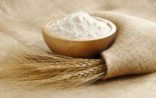 Мука и соль