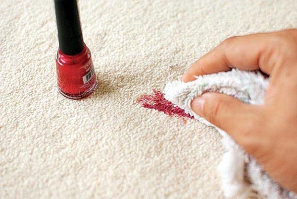 Мытье паласов в домашних условиях
