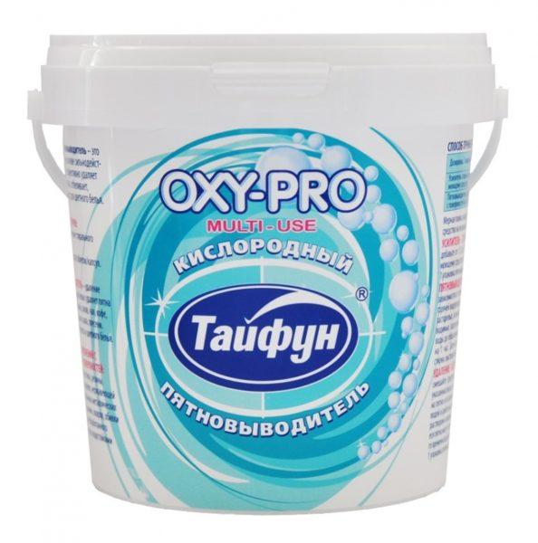 Пример кислородного пятновыводителя