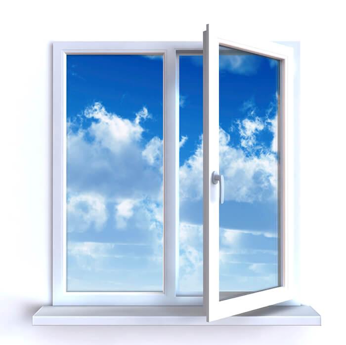 Чистые окна – это красота и залог здоровья