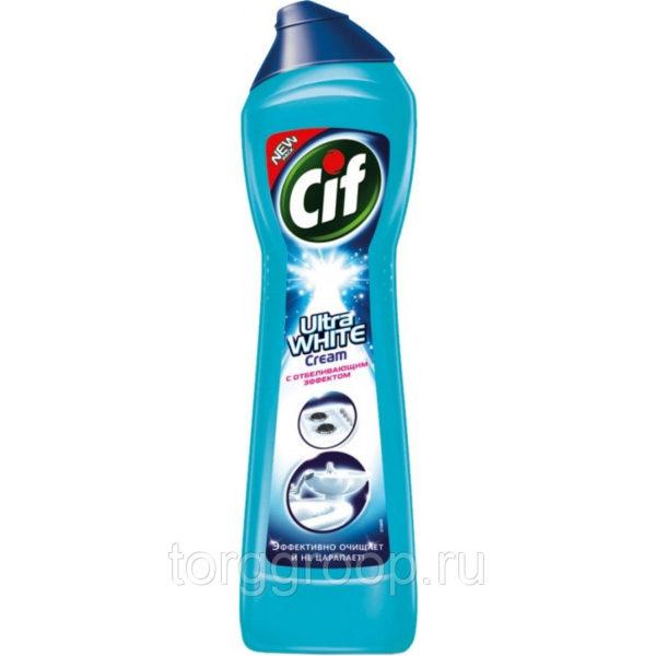 Cif—универсальное средство для всей ванной комнаты