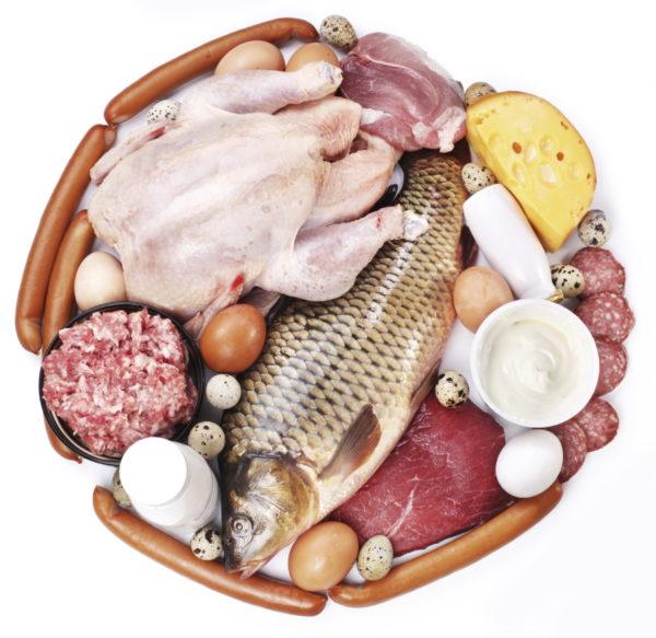 Непереваренные белки