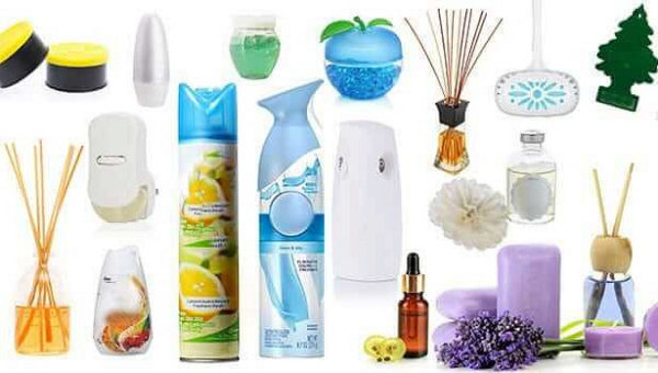 Освежители и ароматизаторы