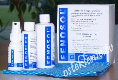 Средство для обслуживания резиновых уплотнителей FENOFLEX