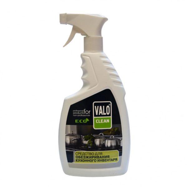 VALO —отличное чистящее вещество для акриловых поверхностей