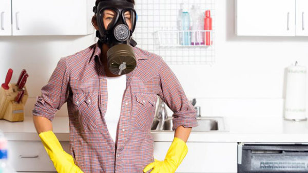 Запахи в жилых комнатах
