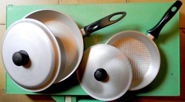 Что нужно знать об алюминиевой посуде