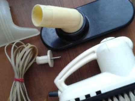 Щётка - пылесос для чистки мебели
