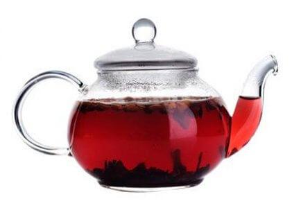 Заварка чёрного чая