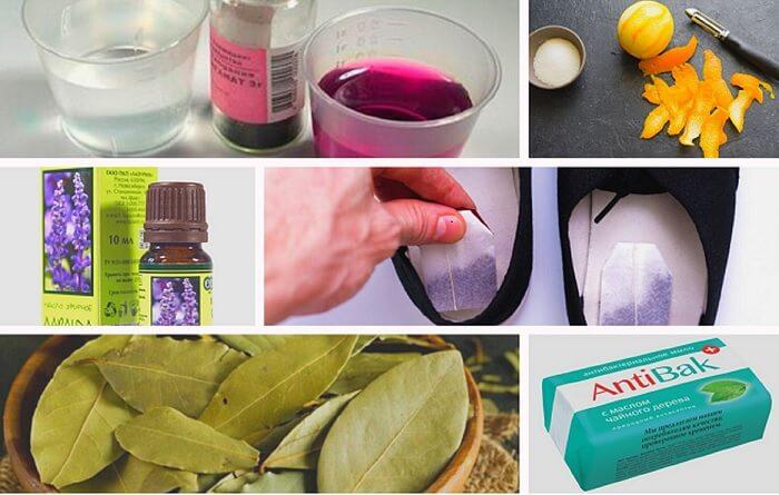 Народные средства от запаха для применения в домашних условиях