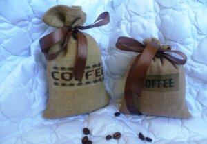 мешочки кофе